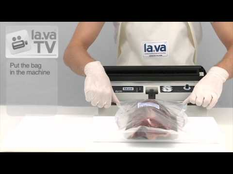 Vacuum Sealer for game - perfect for hunting - the Video