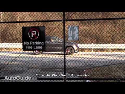 2017 Jeep Grand Cherokee Trackhawk - Spy Video
