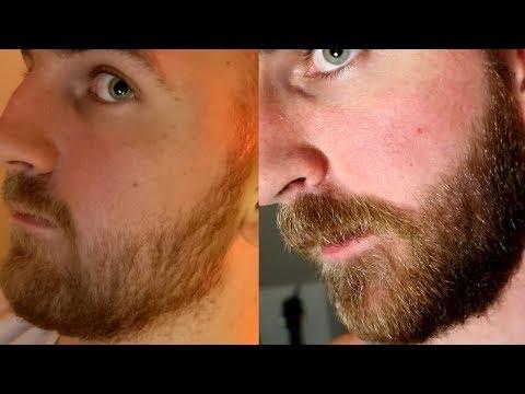 How to Dye your PATCHY BEARD   Fuller Beard Appearance   YEARD WEEK 8