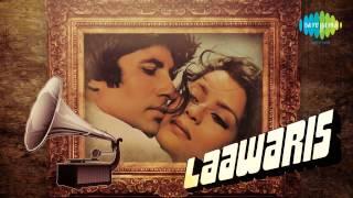 Apni To Jaise Taise - Laawaris [1981] - Amitabh Bachchan - Kishore Kumar