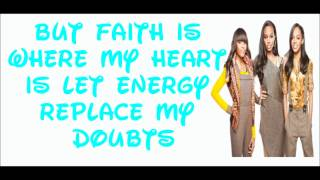 McClain Sisters - Rise (Lyrics) HD (Disney's Chimpanzee)