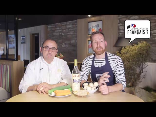 Pronunție video a Lillet în Franceză