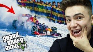 GTA 5 Online - ARABA SNOWBOARDI !