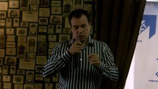 Сергей Бобылев рассказывает про блокчейн