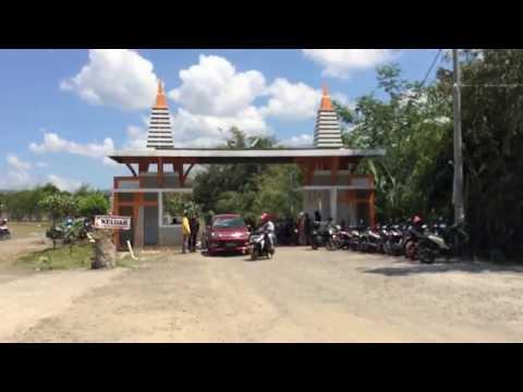 Video Eling Bening Ambarawa Central Java Indonesia