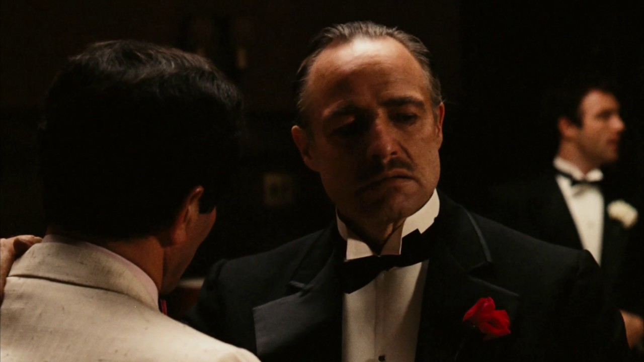 "The Godfather: ""Offer He Can't Refuse"" Scene"