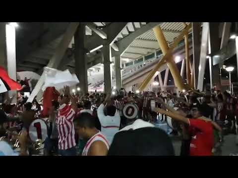 """""""Previa de la hinchada gloriosa!"""" Barra: Los Capangas • Club: Instituto"""