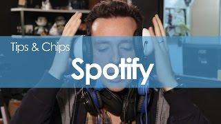 Controla Spotify con estos consejos - #TipsNChips @japonton