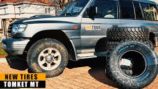 Off road pneu TOMKET MT | OFF TOUR TEST