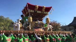 御厨神社 秋祭り