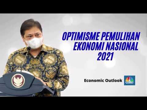 Video: Menteri Koordinator Bidang Perekonomian Airlangga Hartarto Optimis Pemulihan Bangsa Bisa Berjalan Lebih Cepat