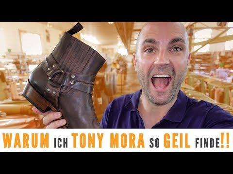 Warum ich Tony Mora so GEIL finde!! - Erfolg durch Leidenschaft und Spezialisierung