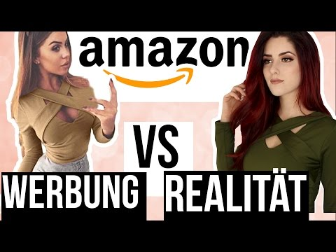 AMAZON FASHION TRY ON HAUL I Werbung VS. Realität I Luisacrashion