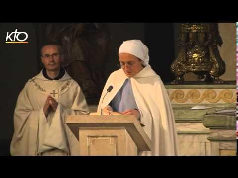Vêpres et Eucharistie du 11 juillet 2015