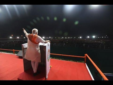 PM Modi addresses Public Meeting in Vadodara, Gujarat