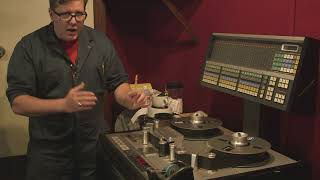 Electrical Audio How To: Editing A Multitrack Tape