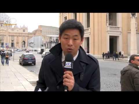 Quelques modifications pour l'élection du Pape