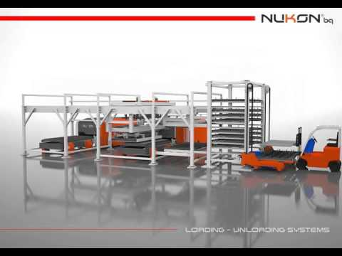 Loading-Unloading Systems Nukon