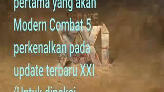 Update XXI mc5 info. Update terbaru modern combat 5 memperkenalkan: 3 topeng baru ( 3 new mask)