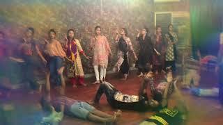 Mehazabin Dance Rehearsal
