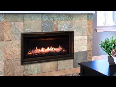 Slayton 36 Direct Vent Gas Fireplace Contemporary Gas