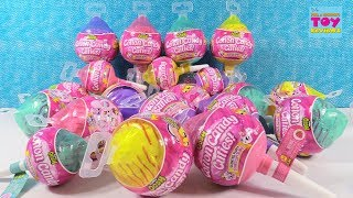 Cotton Candy Cuties Scented Fluffy Slime Squishy Surprise Blind Bag Opening | PSToyReviews