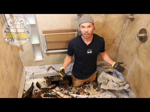I Tiled This Shower and It FAILED HORRIBLY!!!--- Find out WHY