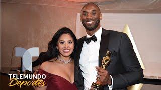 El pacto de Kobe Bryant con su esposa sobre el helicóptero en el que murió | Telemundo Deportes