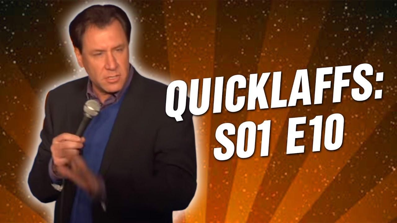 Comedy Time - QuickLaffs: Season 1 Episode 10