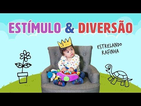Imagem ilustrativa do vídeo: ATIVIDADES para ESTIMULAR o bebê com Síndrome de Down
