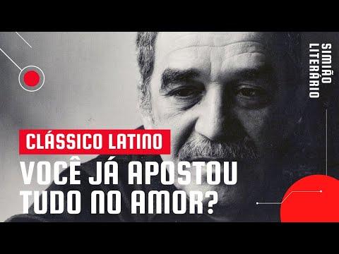 O AMOR NOS TEMPOS DO CÓLERA, DE GABRIEL GÁRCIA MÁRQUEZ | SIMIÃO LITERÁRIO