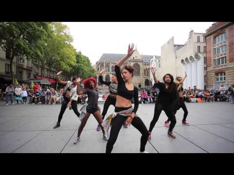 YEMI ALADE - JOHNNY / Choregraphy By Marushka Ballester / PARIS
