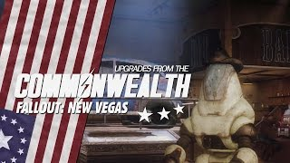 Fallout New Vegas - Upgrades from the Commonwealth