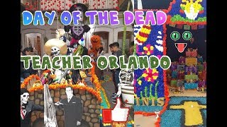 DAY OF THE DEAD / OFFERINGS (OFRENDAS) / Mexican culture