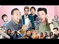 Ed Sheeran Justin Bieber I Don 39 t Care Impersonation Cover LIVE ONE TAKE