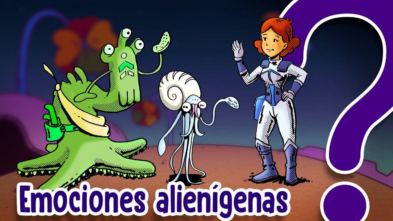 ¿Qué sienten los extraterrestres? - CuriosaMente 248