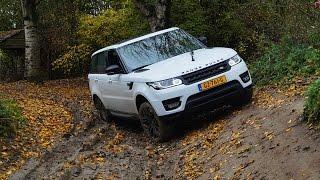 Off Road met Range Rover Sport 2015