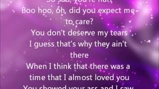 Beyonce   Best Thing I Never Had (Lyrics)