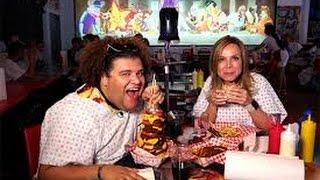Ex Fazenda - Gominho Apanha em Restaurante de Las Vegas (07 06 15) Programa Eliana