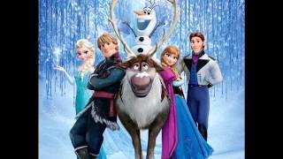 Ledové království - Nech to být