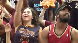 Cleveland Cavalier NBA Finals