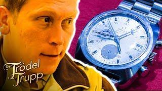 Der Typ mit dem Uhren-Tick | Der Trödeltrupp | RTLZWEI Home