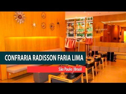 Degustação de cervejas no Radisson Faria Lima