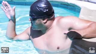 Krystal Bee x Louie G Swim Challenge | Power 106