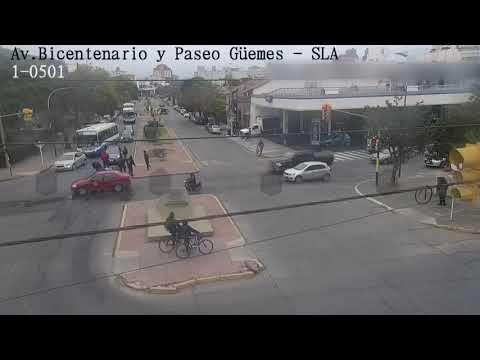 Video: El vídeo que descubre a los ciclistas violentos