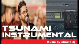 Ahmed Chawki - Tsunami أحمد شوقي تسونامي (INSTRUMENTAL COVER)