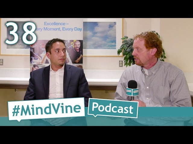 #MindVine Podcast Episode 38 - Central East LHIN Opioid Strategy