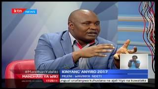 Mandhari ya wiki: Kinyang'anyiro 2017na Paul Nabiswa 11/12/2016