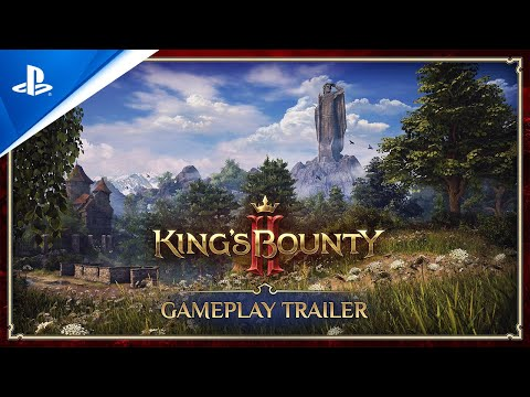King's Bounty II : King's Bounty II - Official Gameplay Trailer