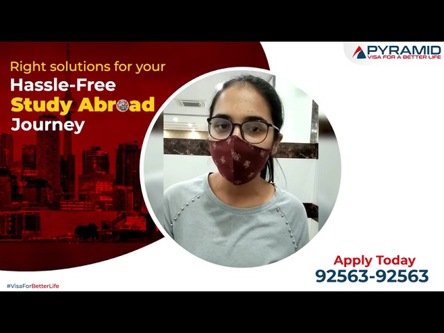 Testimonial video of Arshpreet Kaur